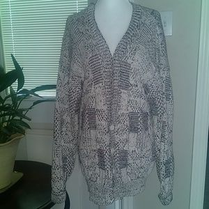 Tops - Beautiful heavy women cardigan sweater